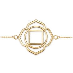 14K Yellow Gold Muladhara Chakra Womens Yoga Bracelet * Want additional info? Click on the image. (This is an Amazon Affiliate link and I receive a commission for the sales)