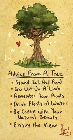 YOung women tree quote - Google Search