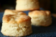 The Brass Ring: Gluten-Free Biscuits