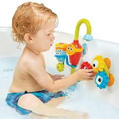 How can you get a toddler excited about taking baths? Try making bathtime irresistible. These bathtub toys for toddlers get toddlers to love baths.
