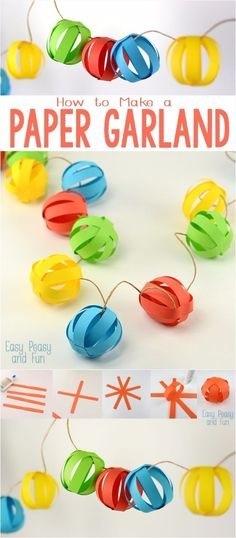 What you need paper in many different colors scissors or cutting tool glue More info and instructions about this great tutorial you can find in the source url - above the photo. diycraftsclub.com is a collection of the best and most creative do it yourself projects, tips and tutorials. We dont claim ownership to any […]
