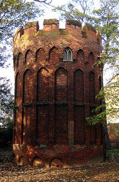 Tower, Bruce Castle, Tottenham,UK