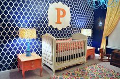 I love this crib- from Restoration Hardware Kids