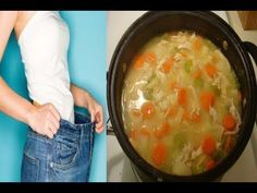 "La dieta ""ospedaliera"" che fa perdere 5 chili in 7 giorni - YouTube Easy Workouts, Cheeseburger Chowder, Carne, Soup, Banana, Canning, Simple, Youtube, Fitness"