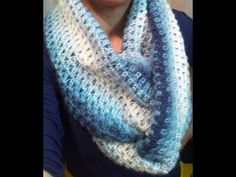 "Crochet Tour de cou ""Snood"" facile - YouTube"
