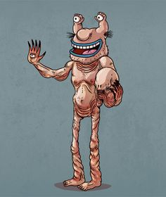 Pan's Labyrinth / Ahh Real Monsters