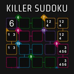 🏆 Over 500 killer sudoku puzzles. Each sudoku puzzle has been checked to have only one unique solution - guaranteed! Set your best time and become a sudoku master. All clues are free.  ⭐Auto game saves ⭐Auto pen or pencil notes ⭐Auto pencil history ⭐Auto puzzle error checks ⭐Auto number keys highlighting ⭐Group total combinations helper ⭐Spare notes area ⭐Best time reset option ⭐Play offline - great for transit 🚆✈️  #android #sudoku #free #killer #sudoku