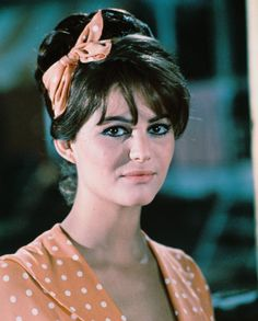 CLAUDIA CARDINALE. THE HOKEY POKEY MAN AND AN INSANE HAWKER OF FISH BY CONNIE DURAND. AVAILABLE ON AMAZON KINDLE.