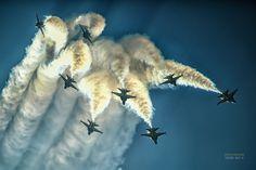 Black Eagles by Tiger Seo