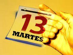 Martes 13 – Buena o mala Suerte – Un  Día  Especial http://www.yoespiritual.com/misterios-y-enigmas/martes-13-buena-o-mala-suerte.html