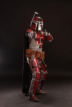 Rav Bralor - Mandalorian & Kal Skirata's friend (during the clone wars)