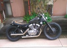 motomatto blog: カスタムバイク