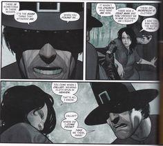 Batman: The Return of Bruce Wayne | Written by Grant Morrison, pencils by Frazer Irving
