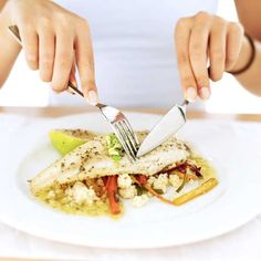 Delicious Light Dinner Ideas  4 healthy meals to fill your plate and satisfy a smaller appetite