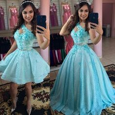 Picking Out Fast Solutions In Shopping A Pretty Quinceanera Dress - Happy Time Pretty Quinceanera Dresses, Cute Prom Dresses, Ball Dresses, Pretty Dresses, Homecoming Dresses, Ball Gowns, Formal Dresses, Girls Dresses, Sweet 15 Dresses