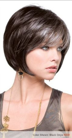 Versatile short bob haircuts for women to wear in 2020 14 Short Thin Hair, Short Hair With Layers, Short Hair Cuts For Women, Bob Haircuts For Women, Short Bob Haircuts, Medium Hair Styles, Short Hair Styles, Beauty Hair Extensions, Short Wigs