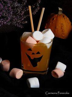 Czerwona Porzeczka: Halloweenowe drinki dla dzieci