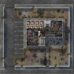 Hostel - Interior by MAGSouto on DeviantArt