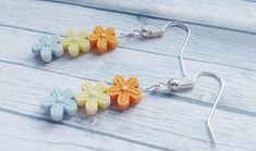 Check out this item in my Etsy shop https://www.etsy.com/uk/listing/594891021/flower-earrings-floral-earrings-long