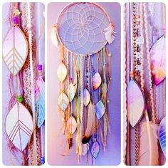 Dream catchers. Have kids find things in nature and also supply some beads and paper leaves, etc