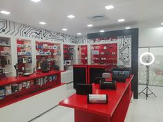 At Display we offer a service in SHOPFITTING - we have a profound understanding of the retail market. So call today on 011 705 3199