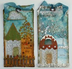 Weather tags 2 by Anna-Karin (A-K), via Flickr