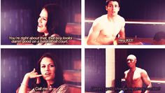 Season 6 naley moments I love this part hey #23 call me Nathan Haley and Q