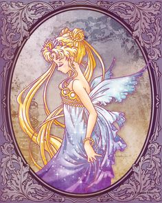 Neo Queen Serenity by Keah on DeviantArt Sailor Moons, Sailor Moon Crystal, Sailor Moon Fan Art, Sailor Venus, Neo Queen Serenity, Princess Serenity, Manga Anime, Anime Art, Princesa Serena