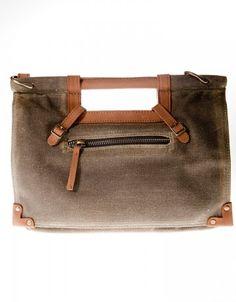One Per Diem's signature Bowery cross-body bag