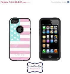 SALE+Otterbox+Commuter+Apple+iPhone+5+5s+Distressed+by+VinettaMae,+$49.95