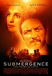 Submergence Poster With Images James Mcavoy Full Movies