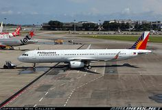 Airbus A321-231  Philippine Airlines