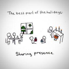 best part of holidays sharing presence pun humor holiday christmas mix christmas humor inspiration - Dirty Christmas Puns