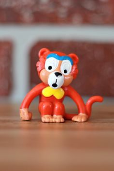 figurine kiki le singe de taotao 1984 figurine taotao 80s tvshow figurine singe