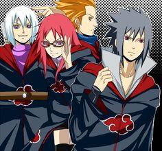 sasuke's team