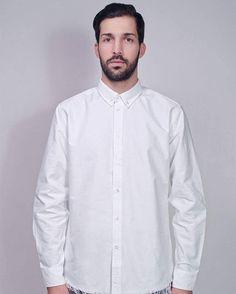 Α classic with a twist. #ozonboutique #ozonstyle #soulland #shirt #men #sale #shop