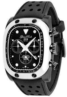 Price:$381.25 #watches Glam Rock GR70108, Add an understated look to your outfit with this unique and detailed Glam Rock watch.