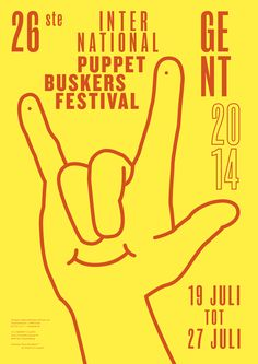 International Puppetbuskers Festival by Steve Reynders for What's in a name? Collective.