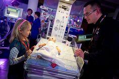Podczas 23. Finału WOŚP w telewizyjnym bloku B można obejrzeć sprzęt, który zakupiła Fundacja WOŚP do polskich szpitali dziecięcych.   Gdzie trafił sprzęt można sprawdzić na stronie: http://woodstock.maps.arcgis.com/home/webmap/viewer.html?webmap=8a2dc4cf26e74718b5911e8790ea8ad0