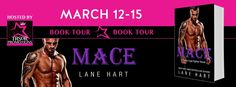 Best Book Boyfriends: BLOG TOUR!!! MACE: A COCKY CAGED FIGHTER NOVEL...B...