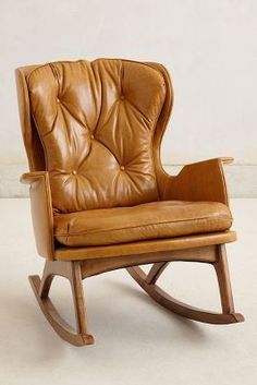 Anthropologie Finn Rocker #anthroregistry #RockingChair