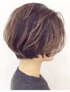 New hair short bob coupes courtes Ideas Shaggy Short Hair, Short Sassy Haircuts, Short Hairstyles For Women, Short Hair Cuts, Shot Hair Styles, Long Hair Styles, Chin Length Hair, Asian Hair, Grunge Hair