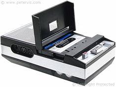 Philips Compact Cassette Recorder EL-3302