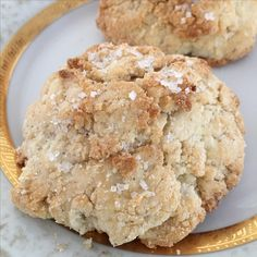 Biscuits for the best shortcakes. Always Gluten Free! Biscuits, Gluten Free, Cookies, Desserts, Kids, Food, Crack Crackers, Glutenfree, Crack Crackers