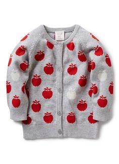 Apple Cardigan