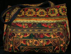 #Ethno Style Handtaschen by www.green-tara.de