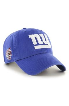 2cd3c89eff6c6  47  New York Giants - Clean Up  Twill Ball Cap