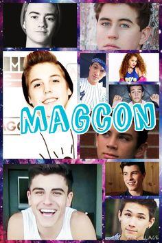 My magcon edit -Miti ❤️ sry forgot Cam