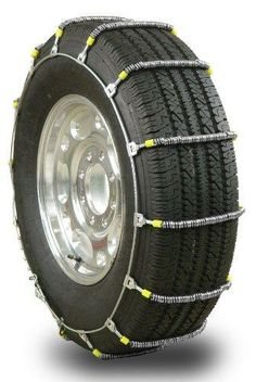 Glacier Chains 2028C Light Truck Cable Tire Chain Case hardened spring rollers on cable cross members for longer wear. Suitable for front and rear wheel drive light trucks or SUV's. Light weight and easy to install. Meets all state requirements for cable traction devices. Will not void vehicle warranty.  #Glacier_Chains #Automotive_Parts_and_Accessories
