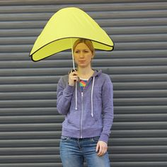Drop umbrella by Ayca Dundar   I'd like to see more colors and designs but I like the idea of limited parts.